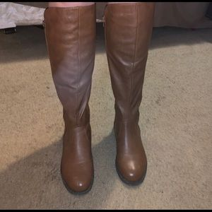 Charlotte Russe size 8 tall boots